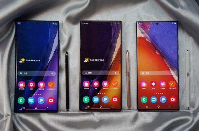 三星Note20Ultra将推4G版,价格上有惊喜