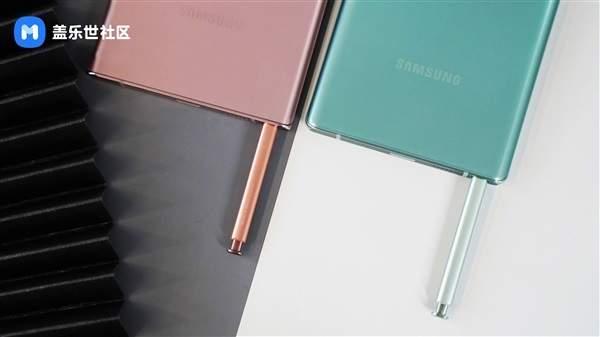 三星Note20国行版即将发布,价格即将揭晓