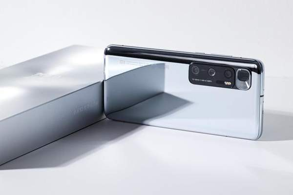 小米10至尊亮银版反馈:指纹收集器