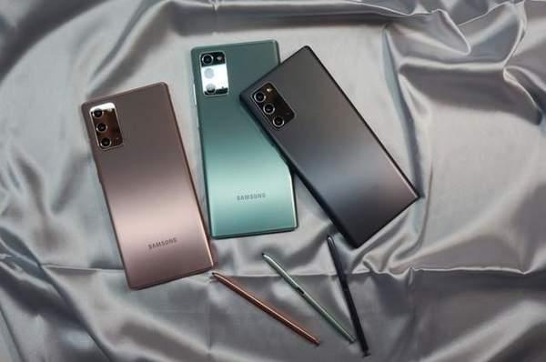 三星Galaxy Note20 Ultra与小米10至尊纪念版参数对比