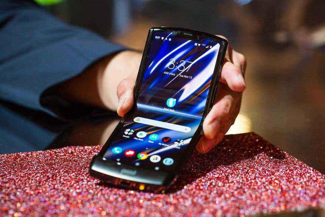 摩托罗拉razr折叠手机什么时候上市?新品发布会确定9月9日!