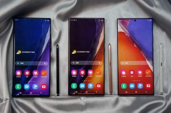 三星Note20Ultra將推4G版,價格上有驚喜