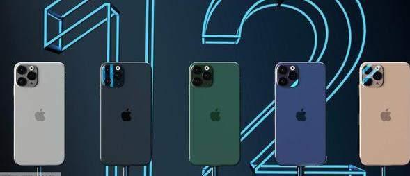 iPhone12 Max参数曝光:电池容量4300mAh+30W快充