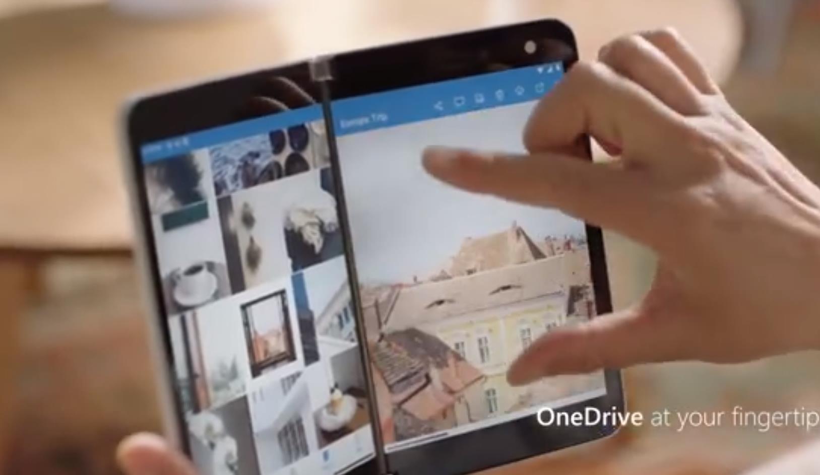 微软Surface Duo双屏手机官宣:9月10日正式发售