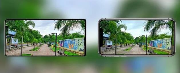 三星Note20Ultra和iPhone11Pro拍照评测,夜拍对比