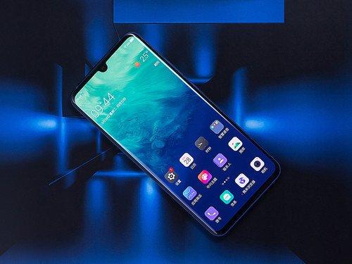 中兴A20 5G最新消息,无边框全面屏+屏下摄像头?