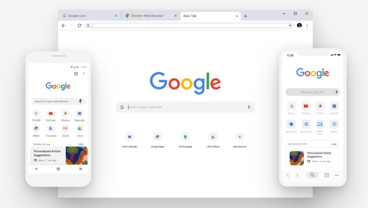 谷歌尝试隐藏部分网址,识别恶意网站?