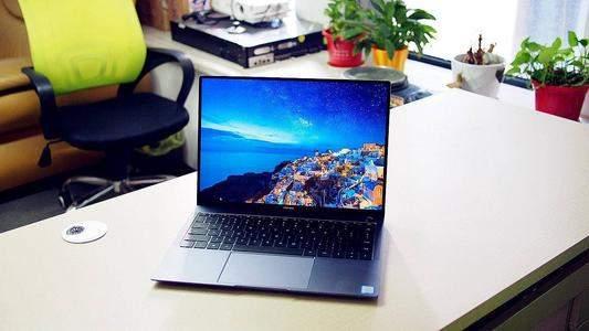 华为MateBook X配置:无风扇设计0噪音