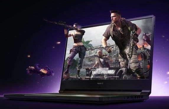 Redmi G 游戏本线上发售:全黑硬核机甲风价格4899起