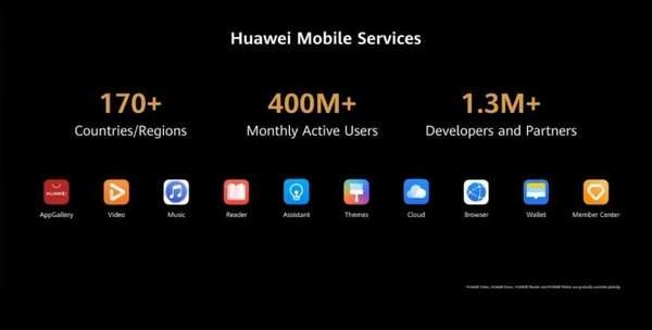 华为将推出鸿蒙系统手机,内置HMS服务生态!