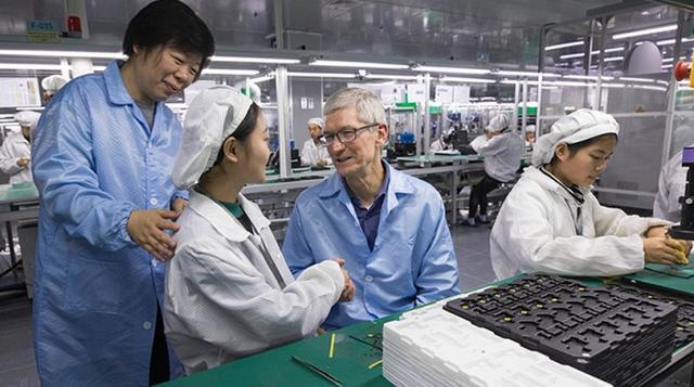 苹果暂缓越南组装iPhone,因工厂生活环境未达标!