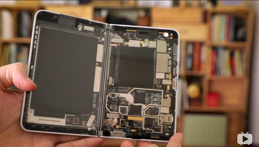 """SurfaceDuo""""透明版""""曝光,比小米10至尊纪念版透明版还硬核"""