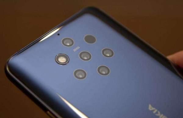 诺基亚9.3 PureView参数曝光:骁龙865+120Hz