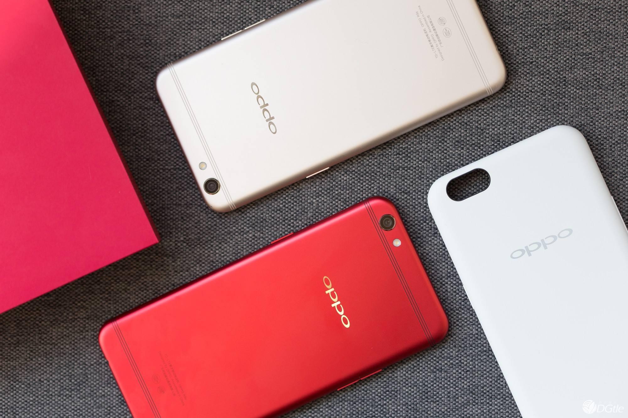 OPPO F17手机曝光:将于9月初发布!