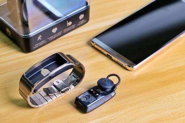华为b5手环运动版和商务版的区别在哪里?功能有哪些?