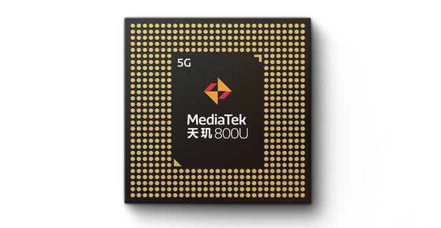 联发科发布天玑800U芯片:7nm制程+8核设计