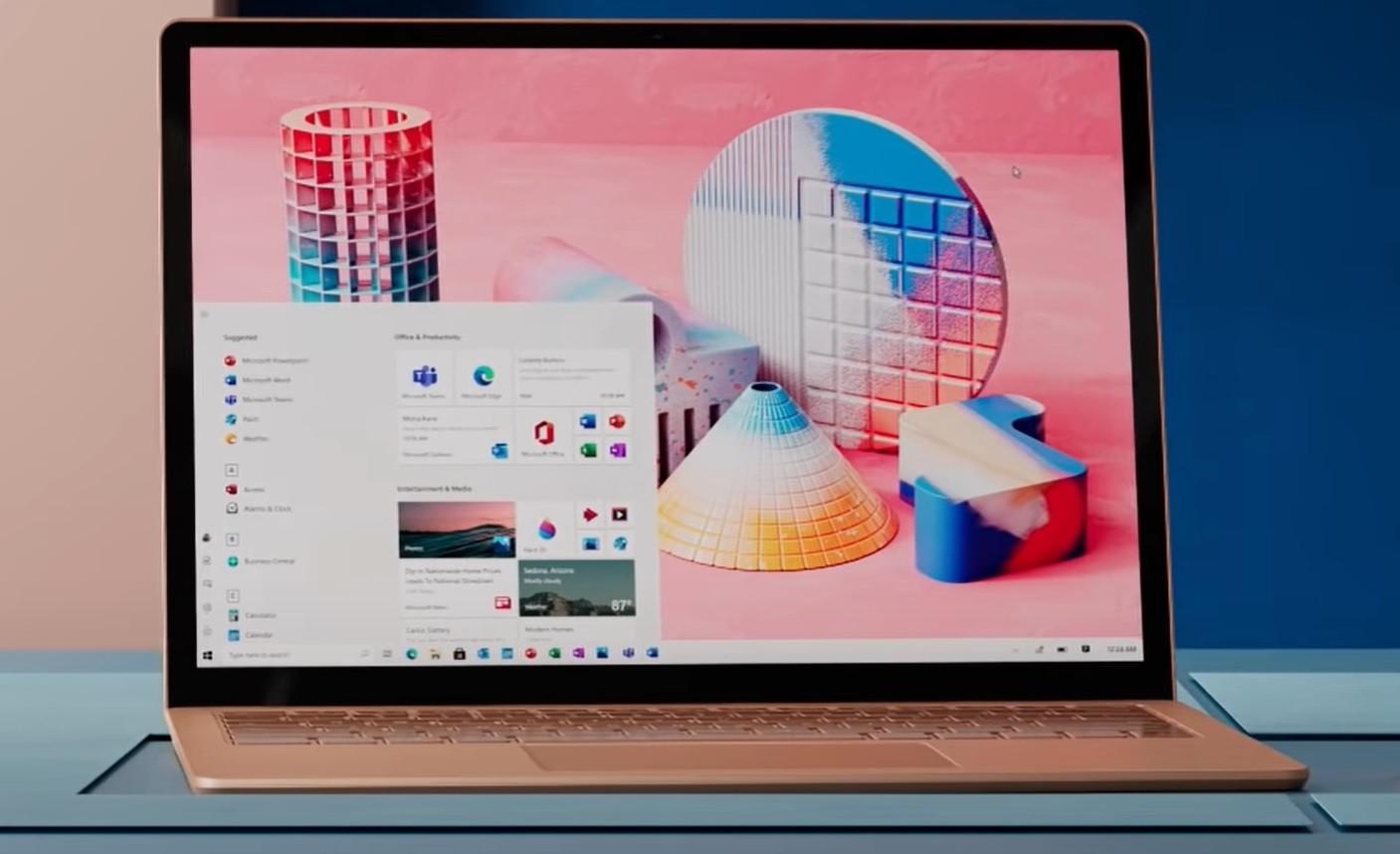 微软全新Win10开始菜单曝光,动画效果更炫目