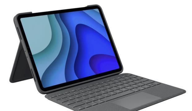 罗技Folio Touch:比苹果妙控键盘便宜且有触控板