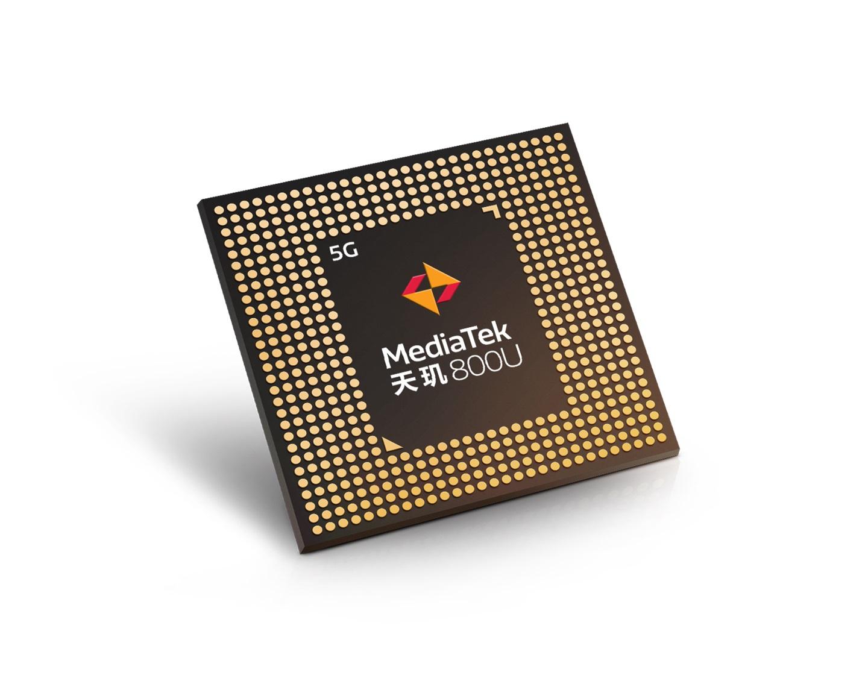 联发科推出最新天玑800U5G芯片,比天玑1000还要好用?