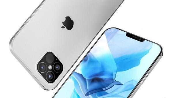 iPhone12Pro最新渲染图曝光,回归原始外型设计令人期待