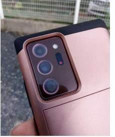 三星 Note 20 Ultra质量有问题?用户称相机内部有水珠