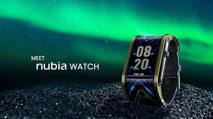柔性屏智能手表Nubia Watch發布,預計價格399美元