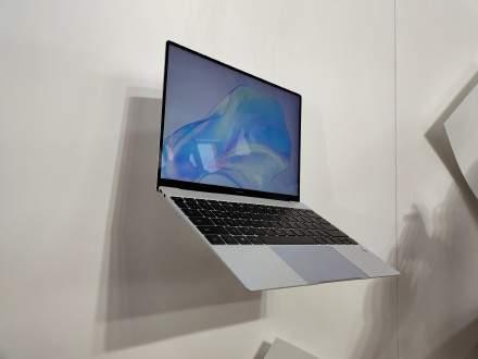 华为MateBook X发布,神仙配色真机图赏