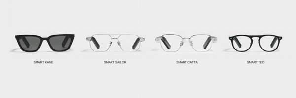 华为Eyewear II智能眼镜发布,比第一代轻还有日常款
