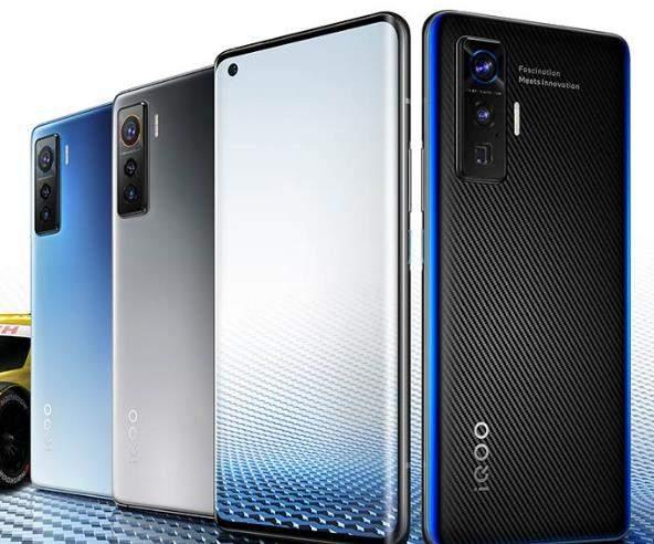 iqoo5上市时间:8月24日全网开售