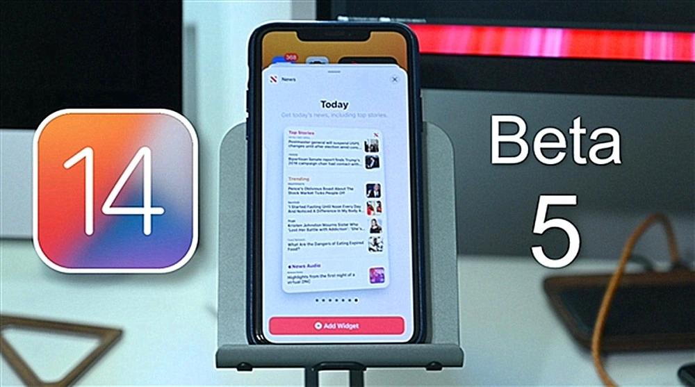 iOS14 beta5更新了什么?問題修復了嗎?