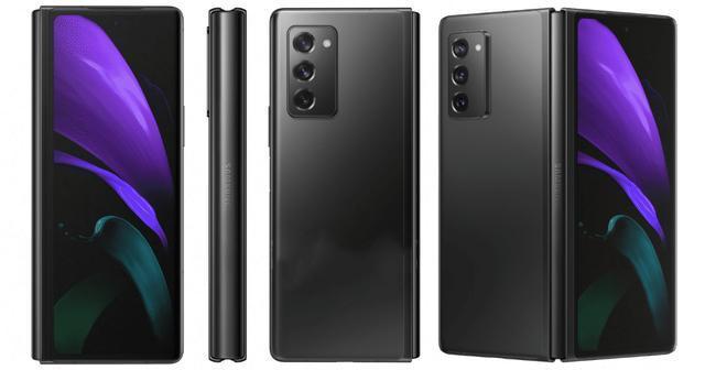 三星Galaxy Z Fold 2 5G已曝光,带来超大的屏幕尺寸