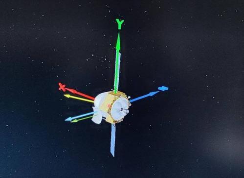 天问一号首次轨道修正,6个多月后能够到达火星