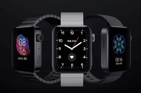 红米首款智能手表曝光,售价仅999?