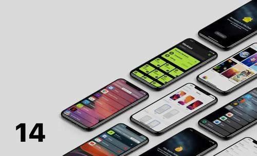 iOS14开发者测试版更新,正式版将与iphone12一起发布