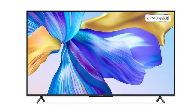 荣耀智慧屏X1 65寸正式上架,售价仅3699元