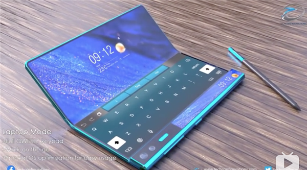 华为Mate X2折叠手机即将生产,或在10月登场