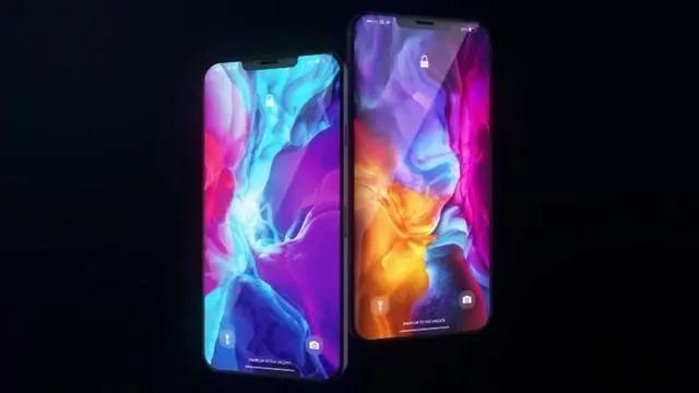 iPhone12Pro渲染图曝光,全新AR镜头拍照更强悍