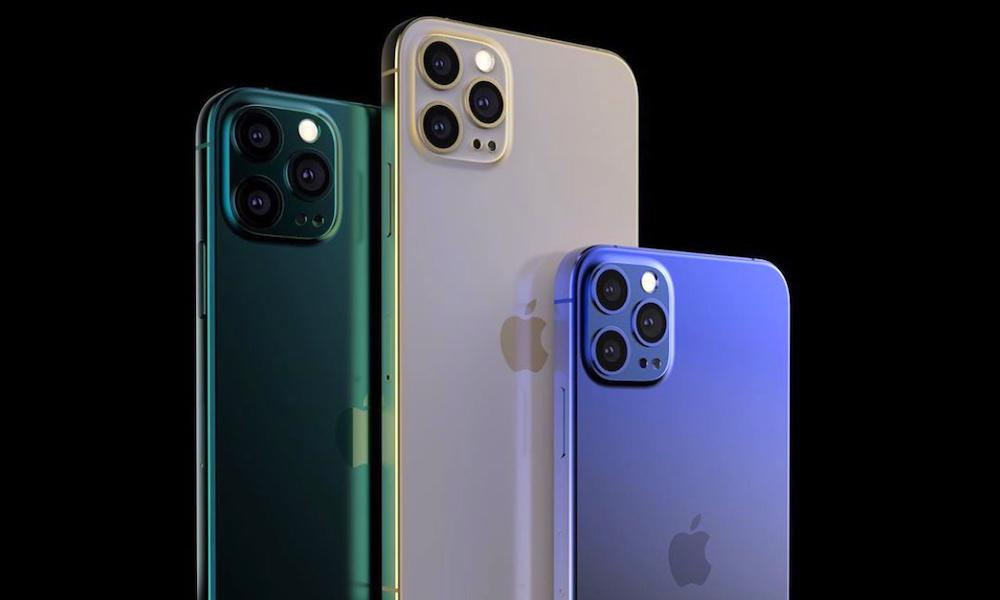 iPhone 12最新消息,或将搭载ToF传感器