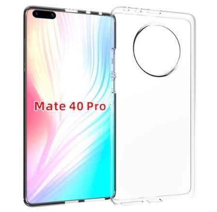 华为Mate40 Pro手机壳渲染图曝光:圆形后摄模组+特级弧形显示屏