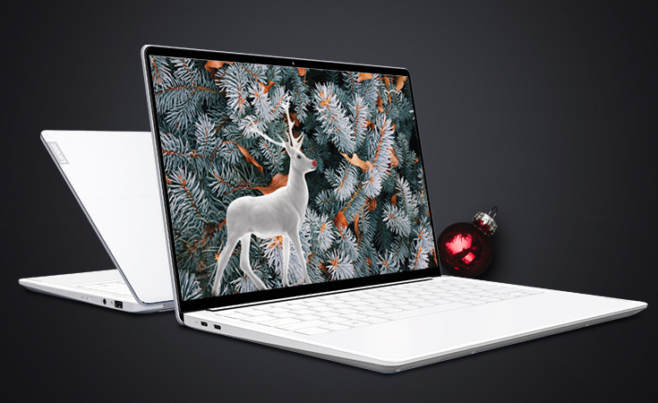 联想推出小新Pro13s冰瓷莹玉配色版,入手只需5699元