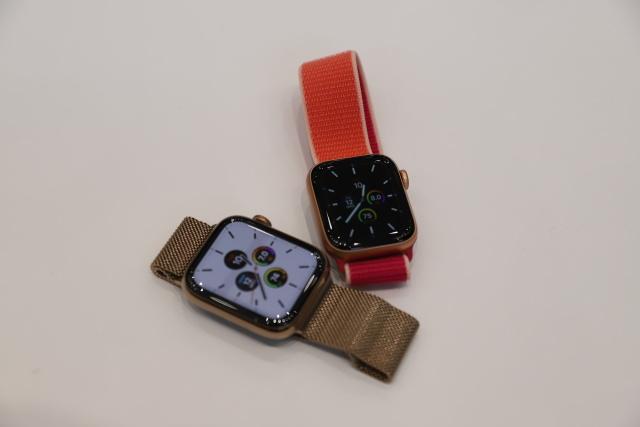 廉价版AppleWatch SE曝光,预计在9月7日发布