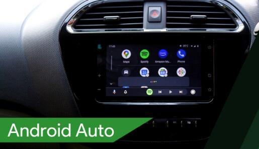 Android Auto更新,可連接任何Android 11的智能手機