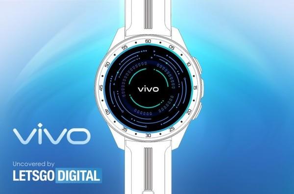 vivo智能手表曝光,主打运动健康功能!