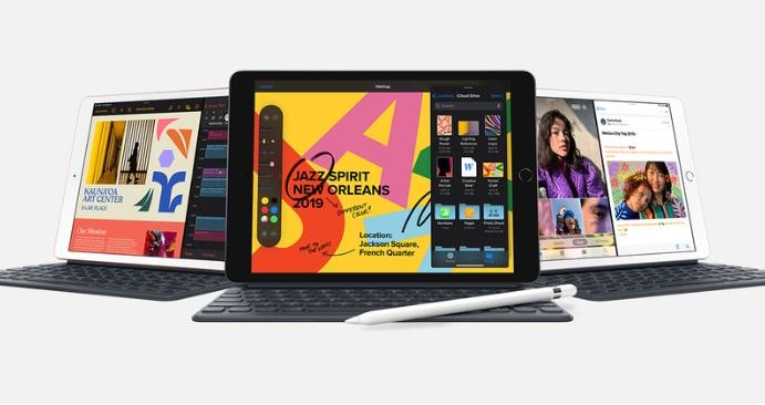 蘋果10.2英寸iPad開售,價格折扣約為15%