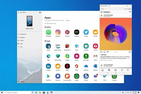 Win10新功能上線,可運行Android應用程序