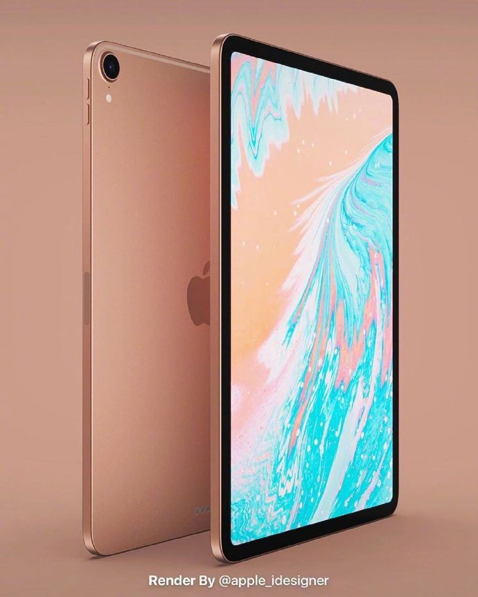 iPadAir4最新消息曝光,售价4499元将于明年3月上市