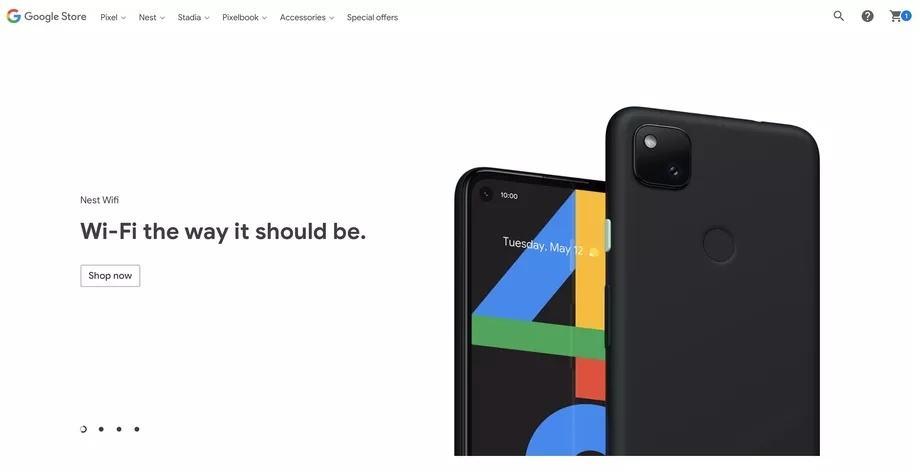 谷歌Pixel 4a 5G最新曝光:单打孔屏+矩阵双摄镜头