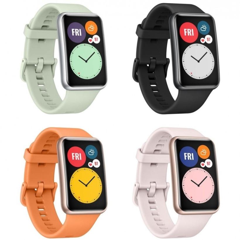 华为新智能手表Watch Fit获得认证,预计下个月上市