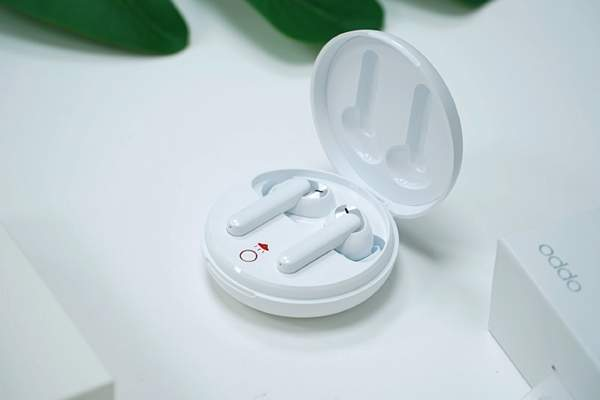 OPPO Enco W31网易云音乐定制款,降噪真无线耳机