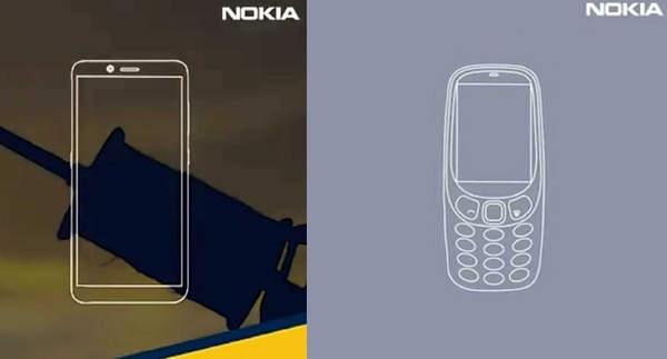 诺基亚将在印度发布新款手机,其中有个功能机